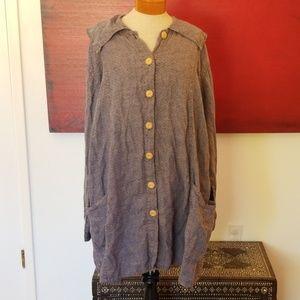 Flax brand dress